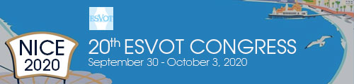 20th ESVOT CONGRESS September 30 - October 3, 2020